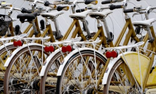 udlån af cykler