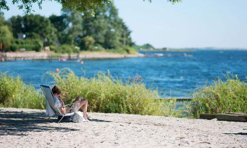 Strand og afslapning
